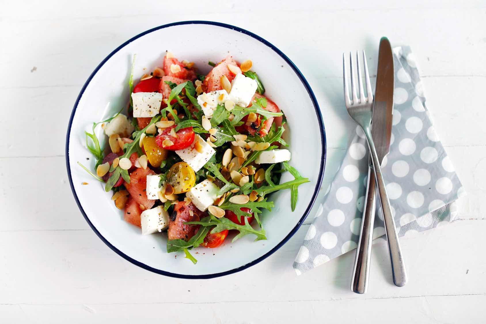 Salaatti Resepti