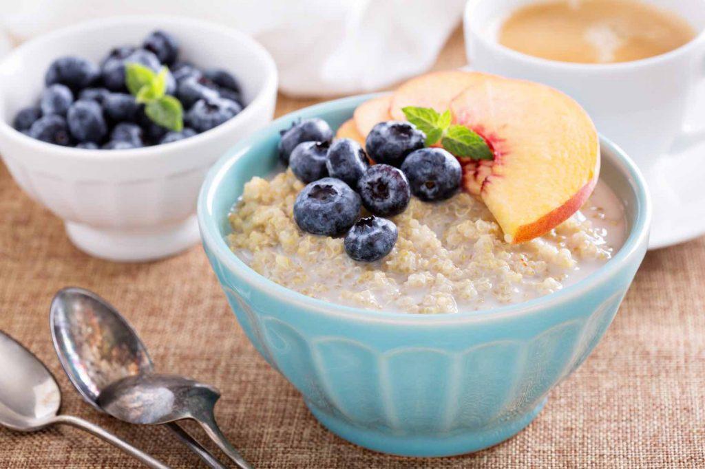 kvinoa puuro